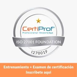 publicidad ISO 27001 Foundation