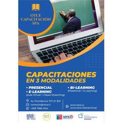 publicidad OTCE CAPACITACION SPA