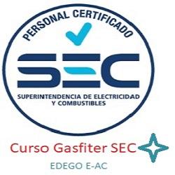 publicidad Curso preparación para certificación  gasfíter SEC