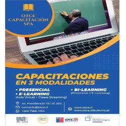 publicidad OTCE CAPACITACION SPA 1