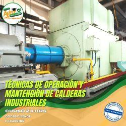 publicidad OFERTA CURSO CALDERAS