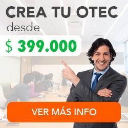 publicidad Crear OTEC